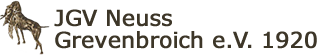 JGV Neuss Grevenbroich e.V. 1920